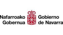 logotipo gobierno de navarra