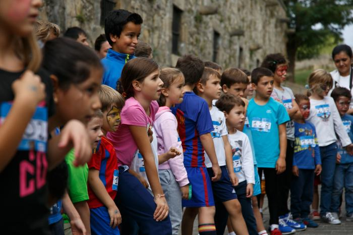 Imagen de la II Maratón del Niño